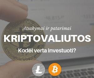 investuojant pirmiausia kriptovaliut dvejetainiai opcionai keršto